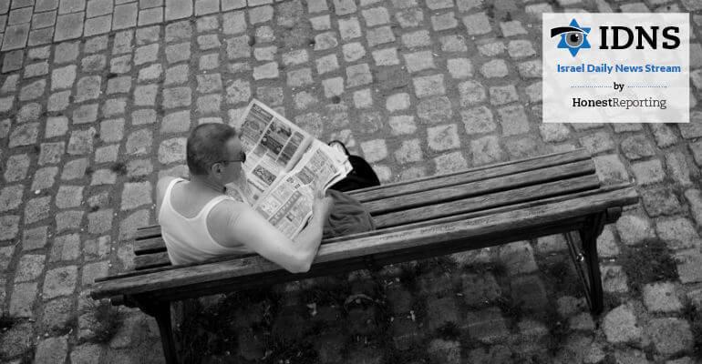 Česká společnost přátel Izraele tilted-bench-guy-in-undershirt-WM Is a New Middle East War on Israel's Horizon? HonestReporting.com