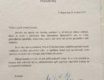 Česká společnost přátel Izraele Dopis-od-prezidenta-republiky-150x115 Děkovný dopis od prezidenta republiky Miloše Zemana Tiskové zprávy Zpravodajství