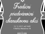 Česká společnost přátel Izraele Pozvánka-150x115 Tradiční předvánoční chanuková akce Kultura Zpravodajství