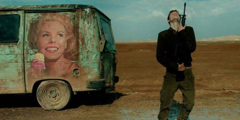 Český spolek přátel Izraele Foxtrot-movie-poster-1 4 nejlepší židovské filmy Oscarové sezóny Kultura Zpravodajství