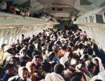Česká společnost přátel Izraele Etiopští-Židé-na-palubě-belgického-letounu-707-150x115 Mossad stvořil falešné letovisko, aby zachránil tisíce Židů Historie Svět
