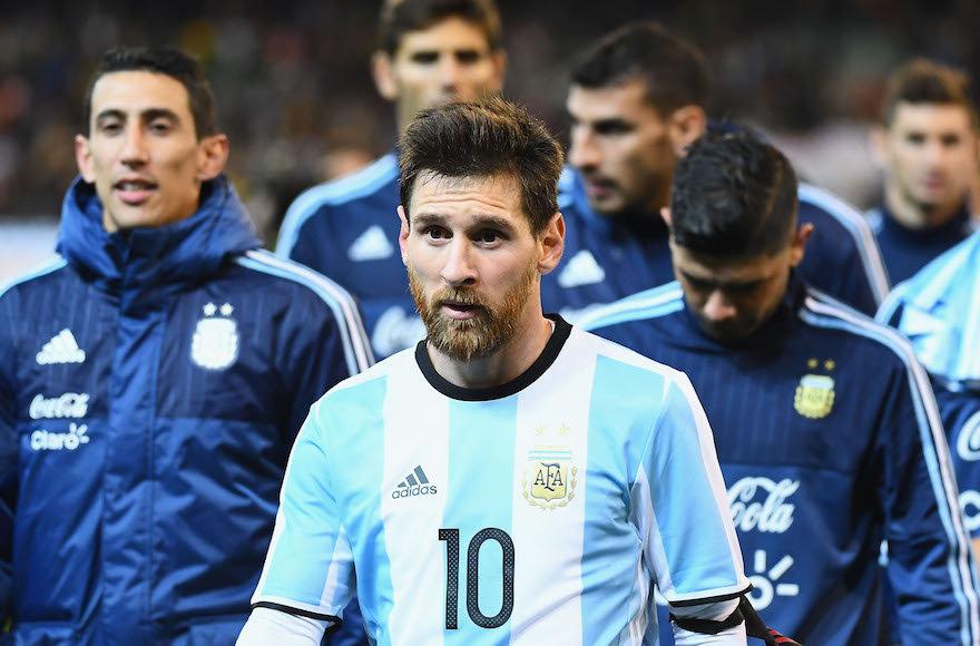Česká společnost přátel Izraele Lionel-Messi-2 Kazisvěti zvítězili - Argentina zrušila zápas v Jeruzalémě Novinky Sport
