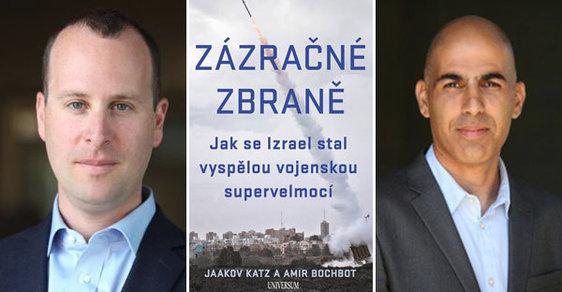 Český spolek přátel Izraele 5188652_knihy-izrael-armada-v0-1 Zázračné zbraně nejlepší armády světa. Té izraelské Kultura Novinky Technologie