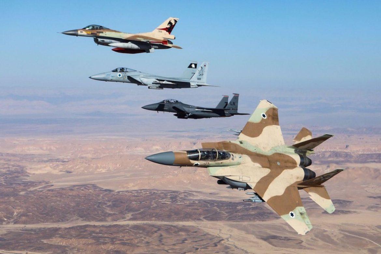 Česká společnost přátel Izraele Letectvo-IDF-1170x780 Izraelské letectvo oslavuje 70 let svého trvání spolu s náčelníky letectva dvaceti zemí Eretz.cz