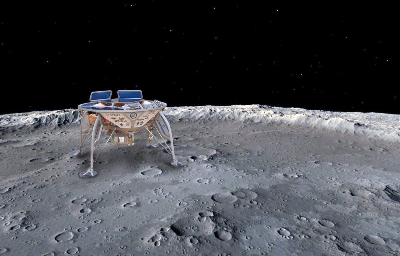 Česká společnost přátel Izraele spaceil-spacecraft-moon-1170x749 Izrael chce v rámci mise SpaceIL za pět měsíců teprve jako čtvrtá země v historii přistát na Měsíci Novinky Technologie