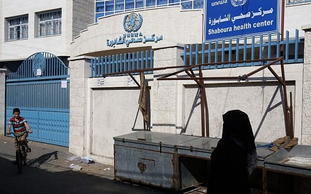 Český spolek přátel Izraele stredisko-UNRWA UNRWA evakuuje většinu mezinárodních pracovníků z pásma Gazy do Izraele na základě hrozeb smrtí Izraelská politika