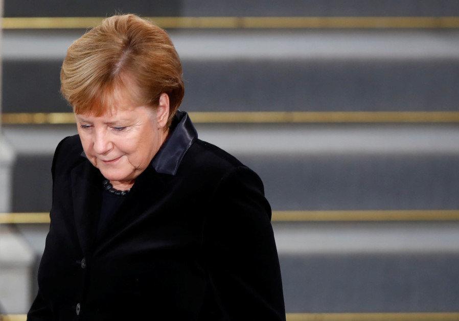 Český spolek přátel Izraele 431544 Partaj kancléřky Merkelové se postavila proti zastavení podpory Palestinců Izrael a svět Novinky