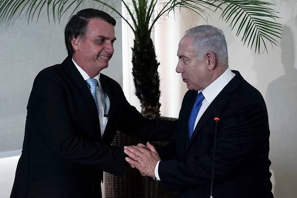"""Český spolek přátel Izraele AP_18362651078578-1-601x400 """"Velvyslanectví Brazílie řeší otázku kdy, ne jestli."""" Vzkazuje Netanyahu z Ria Izraelská politika Novinky"""