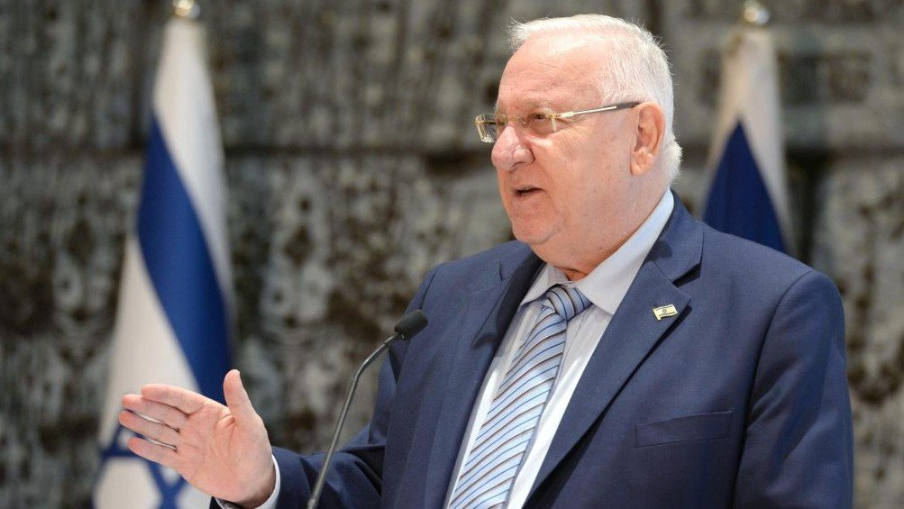 Česká společnost přátel Izraele F170101MNGPO01-e1483597567508 Rivlin usadil Netanjahua: V Izraeli si jsou Židé a Arabové rovni Izraelská politika Novinky