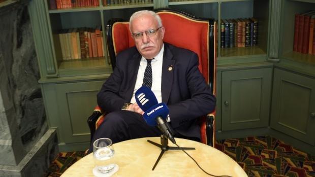 Česká společnost přátel Izraele Palestinský-ministr-zahraničí-Rijád-Málikí Palestinský ministr: Krize s Izraelem destabilizuje svět, Američanům v čele s Kushnerem nevěříme Izraelská politika Zpravodajství