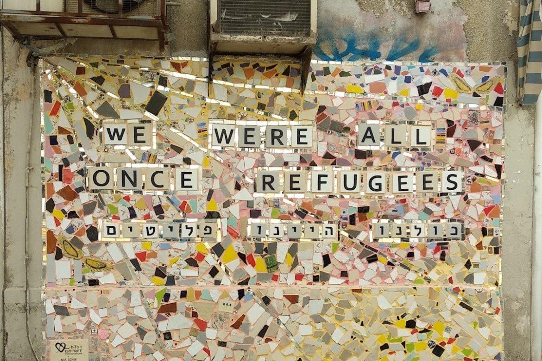 Česká společnost přátel Izraele refugees_mural-1170x780 Imigrační politika a vzestup antidemokratického liberalizmu - případ Izraele Izraelská politika