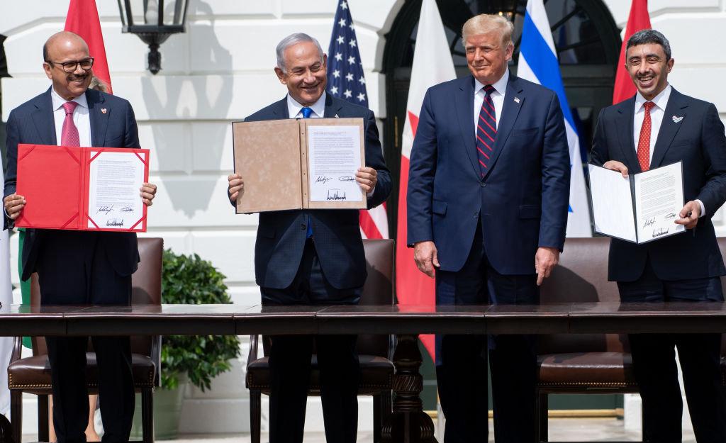 Česká společnost přátel Izraele 875 Začátek skutečné mírové transformace na Blízkém východě GatestoneInstitute.org Zpravodajství o Izraeli v češtině
