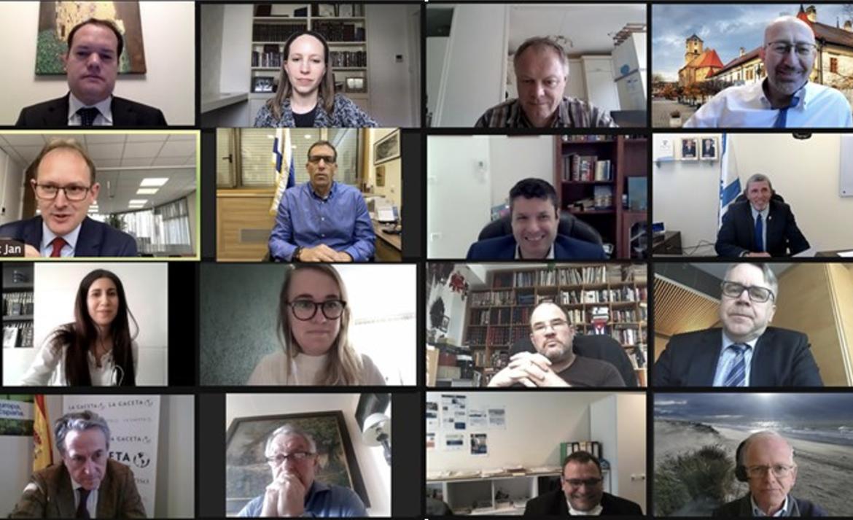 Česká společnost přátel Izraele Screenshot-2021-03-13-at-19.54.33-1170x713 Spojenci Izraele poslanci evropských parlamentů se setkali na online konferenci o Jeruzalémě ČSPI Novinky Zpravodajství