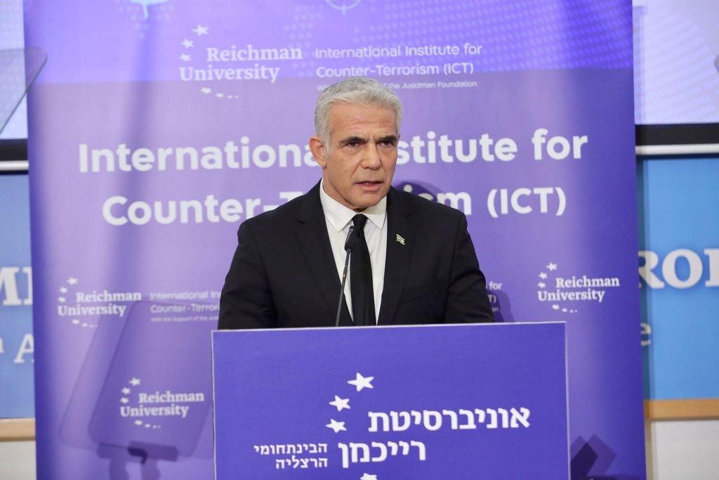 Česká společnost přátel Izraele e7bcb44e-507a-413c-a8b8-55c76804da15 Lapid navrhuje ekonomické řešení terorismu v Gaze Izraelská politika Zpravodajství